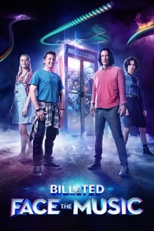 Póster Bill & Ted Face the Music (BRS)