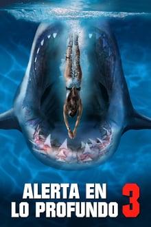 Póster Deep Blue Sea 3 (720p)
