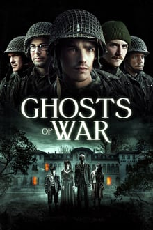 Póster Ghosts of War (BRS)