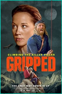 Póster Gripped: Climbing the Killer Pillar (BRS)