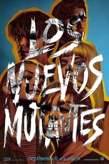 Póster Los Nuevos Mutantes (TS)