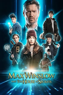 Póster Max Winslow and The House of Secrets (BRS)