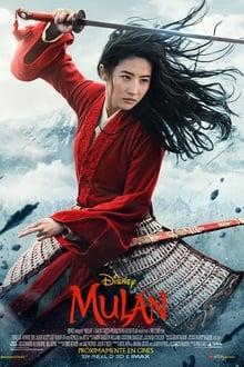 Póster Mulán (720p)