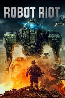 Póster Robot Riot (720p)