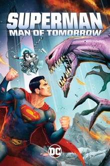 Póster Superman: Man of Tomorrow (1080p)