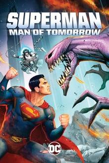 Póster Superman: Man of Tomorrow (720p)