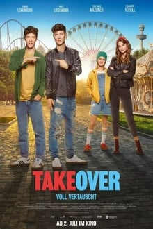 Póster Takeover (TS)