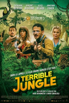 Póster Terrible jungle (TS)