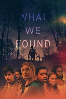 Póster What We Found (BRS)