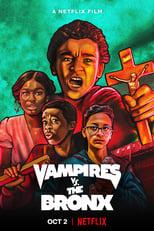 Póster Vampiros contra el Bronx (720p)