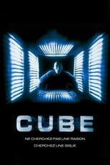 Póster Cube (720p)