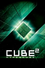 Póster Cube 2: Hypercube (720p)