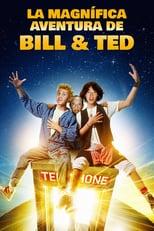 Póster La magnífica aventura de Bill y Ted (720p)