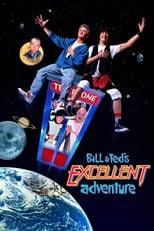 Póster Las alucinantes aventuras de Bill y Ted (720p)