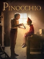 Póster Pinocho (BRS)