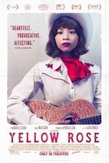 Póster Yellow Rose (720p)
