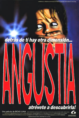 Póster Angustia