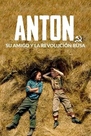 Póster Anton, su amigo y la Revolución rusa