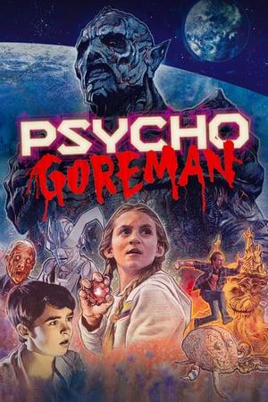 Póster Psycho Goreman