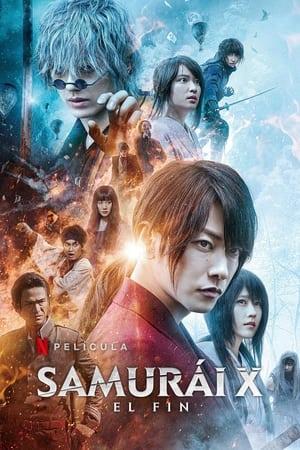 Póster Samurái X: El fin