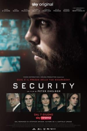 Póster Security: Seguridad