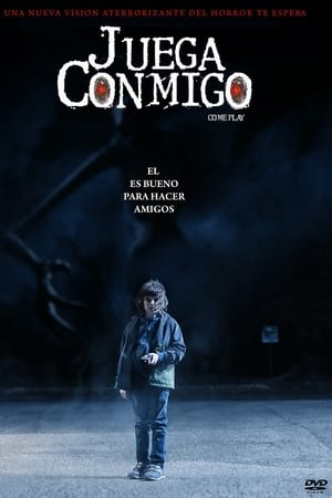 Póster Come Play