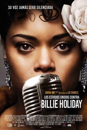Póster Los Estados Unidos contra Billie Holiday