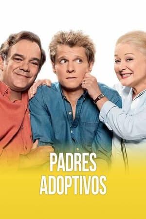 Póster Padres adoptivos