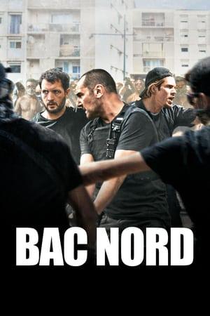 Póster BAC Nord: Brigada de Investigación Criminal