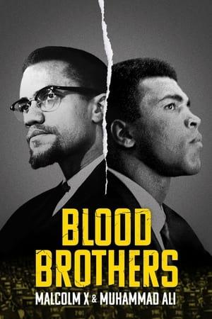 Póster Hermanos de sangre: Malcolm X y Muhammad Ali