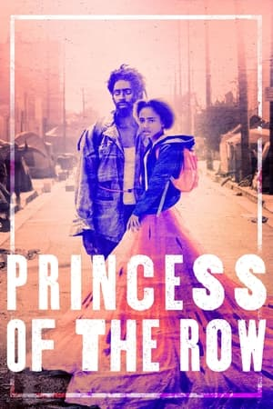 Póster La princesa de la fila