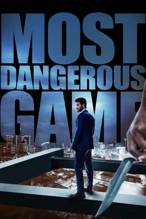 Póster Most Dangerous Game